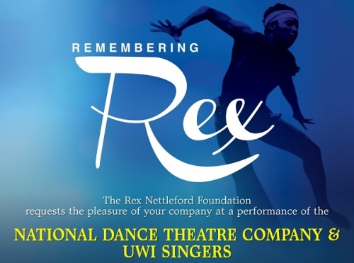 Rex Nettleford Foundation | Invitation to a Performance of the National Dance Theatre Company & UWI Singers
