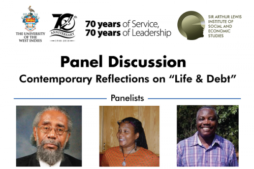 SALISES Panel Discussion Contemporary Reflections on Life & Debt