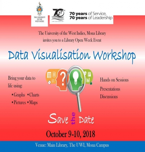 Save the Date | Data Visualisation Workshop