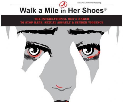 Walk a Mile in Her Shoes(r): The International Men's March to Stop Rape, Sexual Assault & Gender Violence