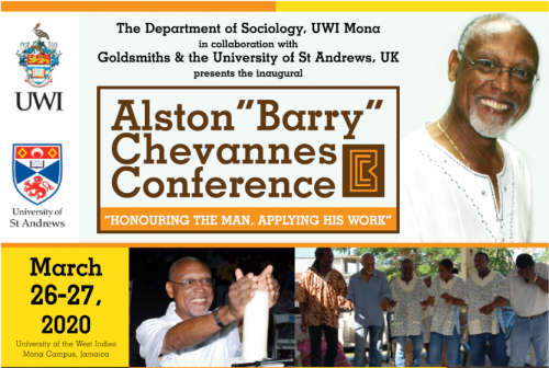 "Alston ""Barry"" Chevannes Conference"
