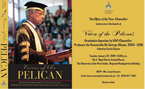 Launch of Voices of the Pelican