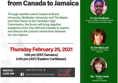 PUBLIC FORUM: Cultures of 'Work': Migration, Music, Media and Memory from Canada to Jamaica.-02