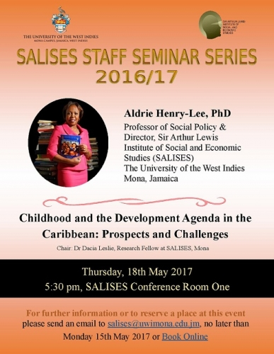 Seminar by Professor Aldrie Henry-Lee-page
