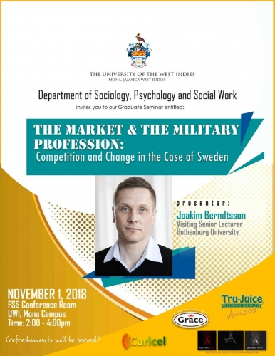 Military Profession: Competition and Change in the Case of Sweden