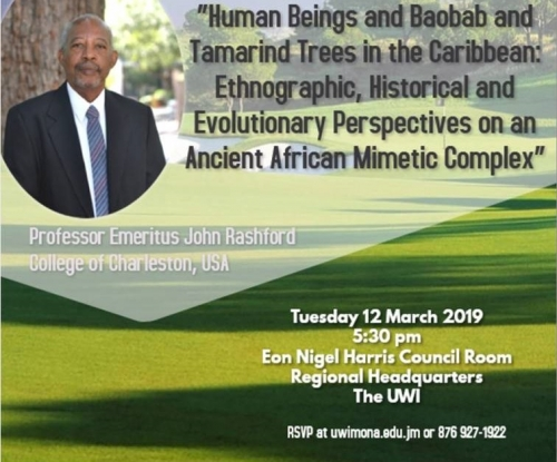 The 35th Annual Elsa Goveia Memorial Lecture-March 12, 2018