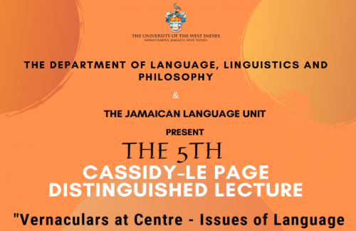 The 5th Cassidy-Le Page Distinguished Lecture