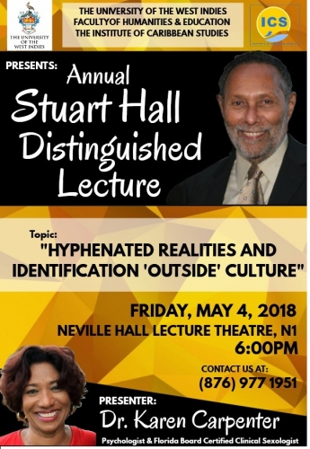The Annual Stuart Hall Distinguished Lecture