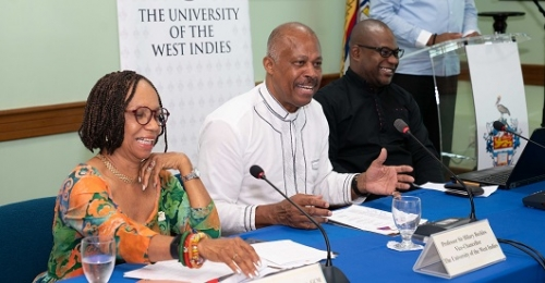 The UWI Climbs to Top 4 %