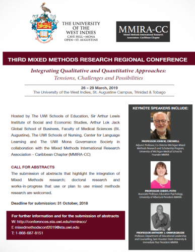 Third Mixed Methods Research Regional Conference