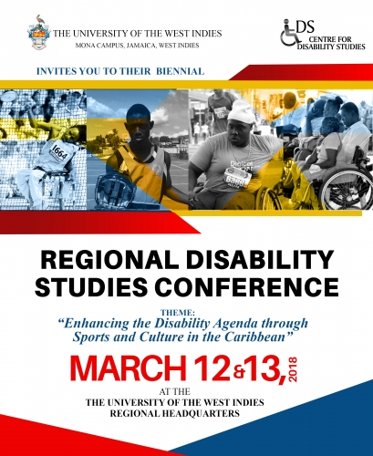 University of the West Indies Disability Studies Conference