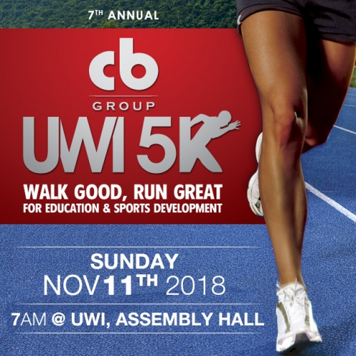 CB Group UWI 5k