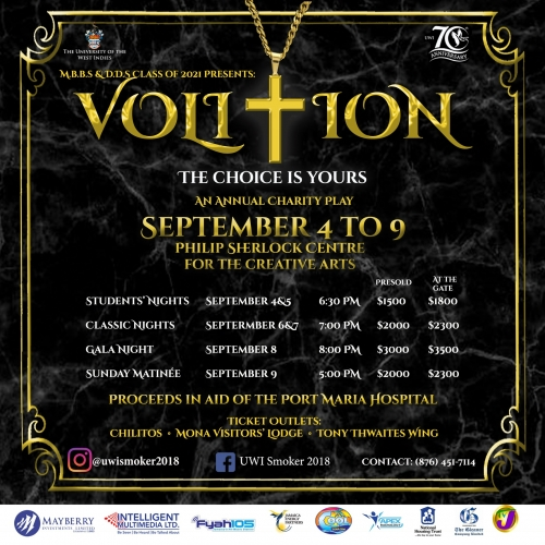 UWI SMOKER 2018 FLYER