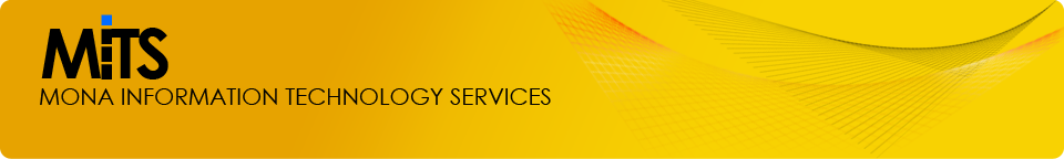 Mona Information Technology Services Banner