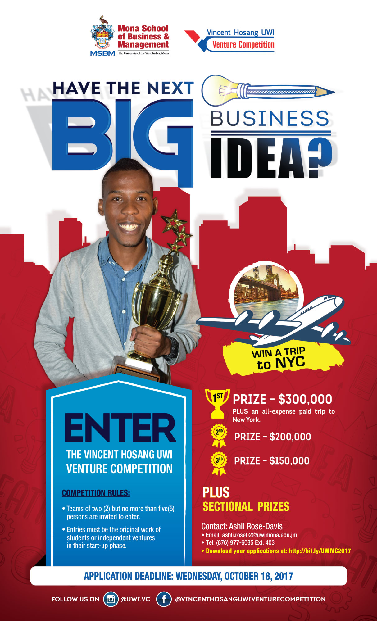 MSBM Venture Competition
