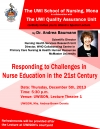 Responding to challenges in Nurse Education in the 21st Century