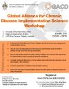 GACD Implementation Science WorkShop Registration