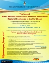 The 2nd  Mixed Methods International Research Association  Regional Conference