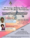 28th Nursing and Midwifery Research Conference & 29th Mary J. Seivwright Day