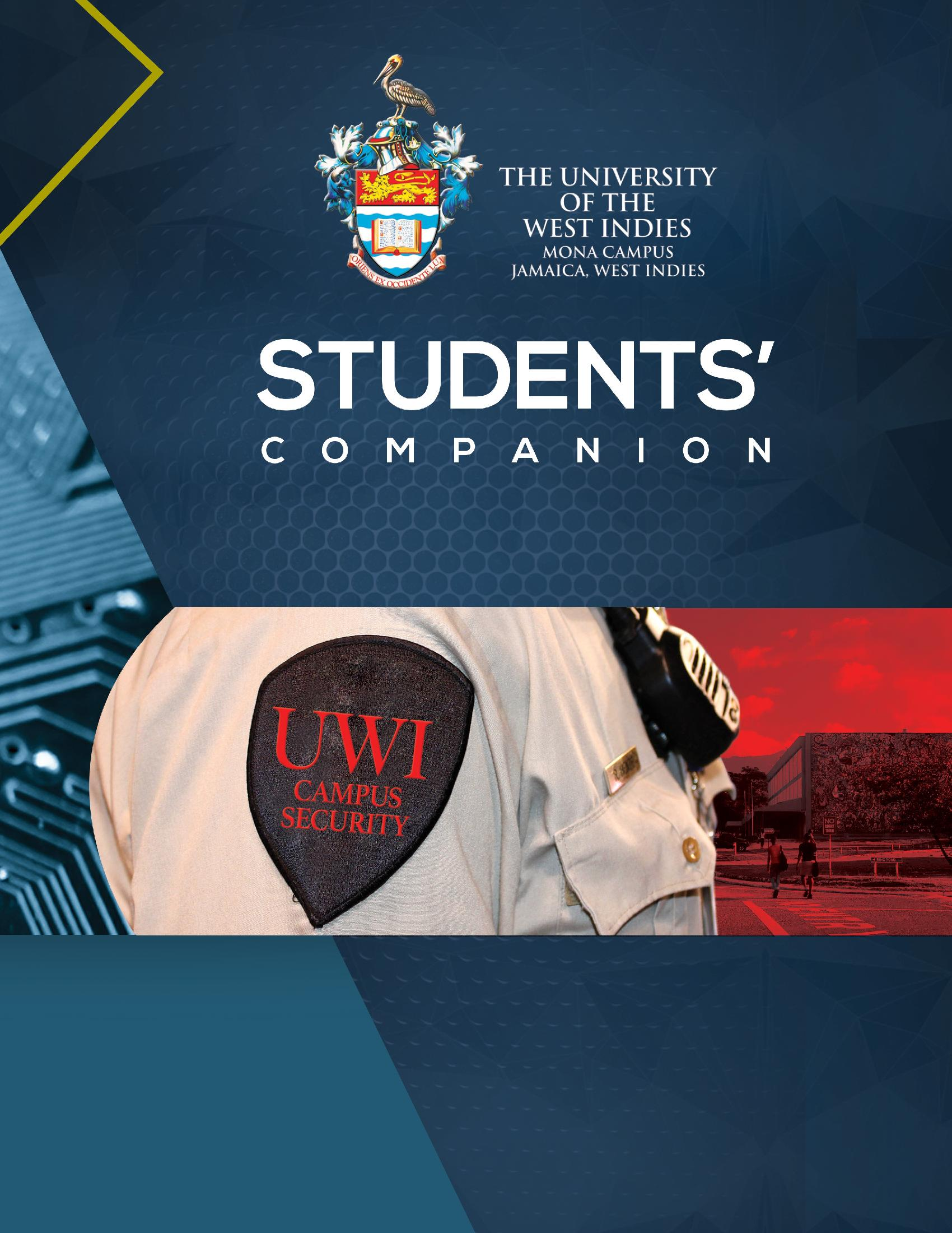 UWI Student Security Handbook