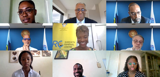 The UWI TradeLab law students produce Original Jurisdiction Case Digest for the CCJ