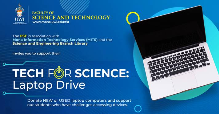 FST Student Experience Project   TECH for Science: Laptop Drive