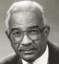 Professor Emeritus, the Honourable Gerald Cecil Lalor, OM, OJ, CD