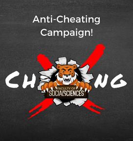 Anti-Cheating Campaign