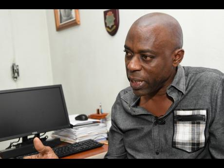 Dr Herbert Gayle. Image Credit: The Jamaica Gleaner